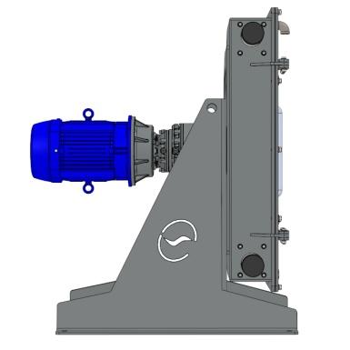 L80 (80mm-3″)Peristaltic Pump Information
