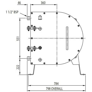 L40 (40mm-1.5″)Peristaltic Pump Information