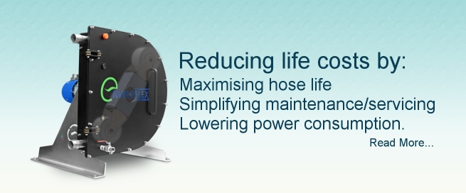 L-Series Peristaltic Pump Benefits